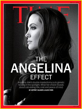 Did angelina jolie get breast implants