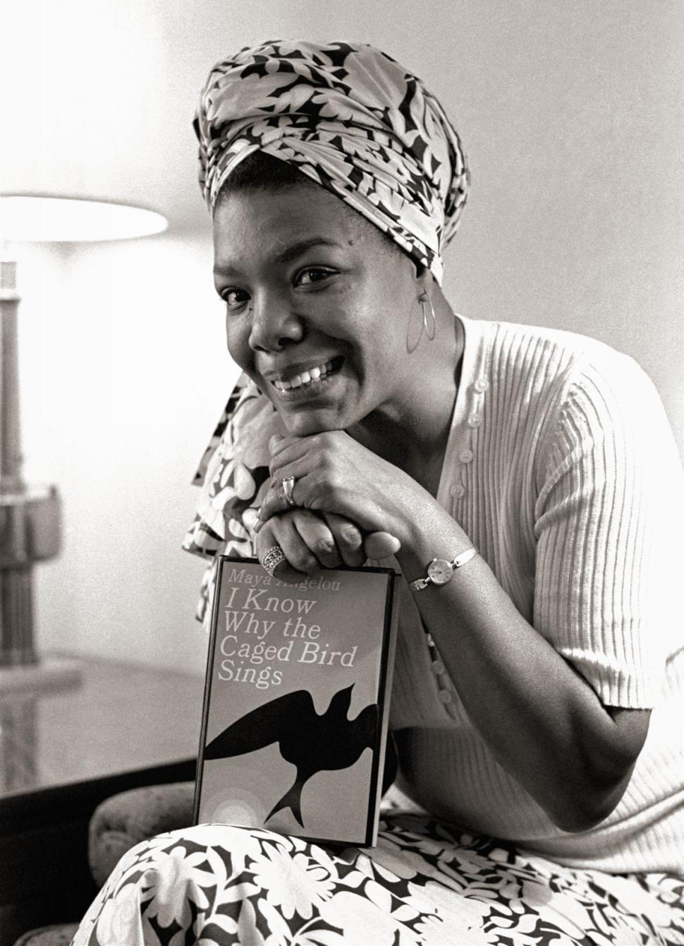 Maya Angelou, Abused Child, Diva Prostitute, and Celebrated Poet, Is Dead - The ...