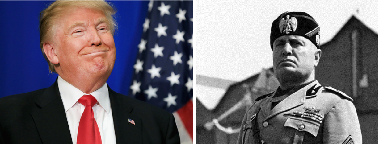 Comparing Trump to Hitler is Giving the President-Elect