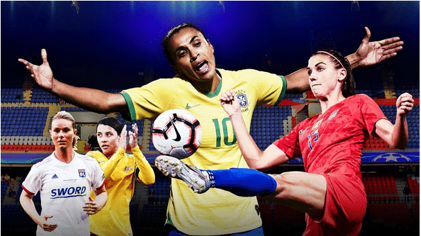 314b65b3df3 Foremost, women soccer players do not generate as much interest, let alone  as much revenue, as their male counterparts. Which is why this is not just  about ...